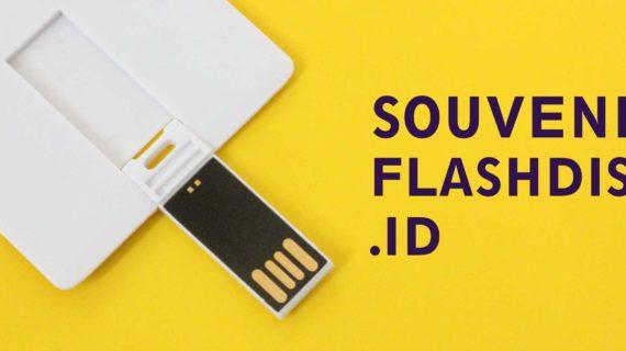 Jual Souvenir Flashdisk Kartu Desain Custom Jakarta