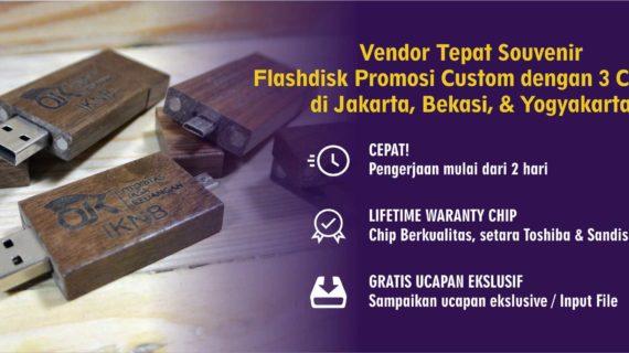 Jual Souvenir Flashdisk Otg Desain Custom Jakarta